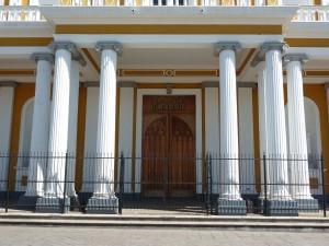 Puerta de la Fe, Catedral de Granada, Nicaragua