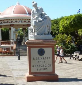 Monument en hommage à la Maternité (Granada, Nicaragua)